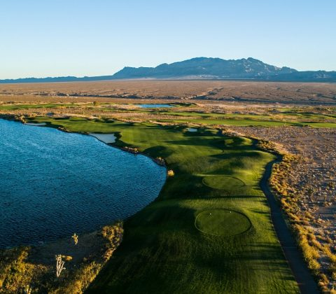 Wowza Las Vegas Paiute Video Creates Urge to Play Golf