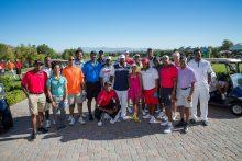 Southern Highlands Golf Club Plays Host To NBA Coach Woodson Las Vegas Invitational